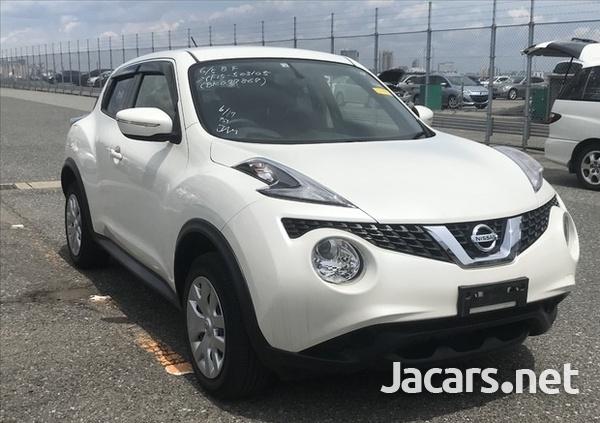 Nissan Juke 1,6L 2016-4