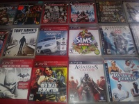 Ps3 game CDs available. Mint condition.