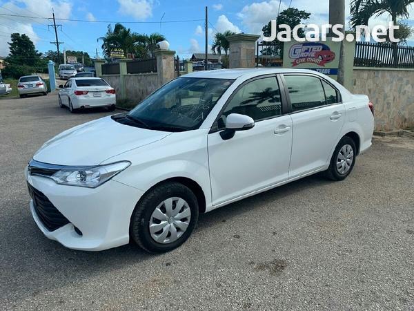 Toyota Axio 2,0L 2015-2