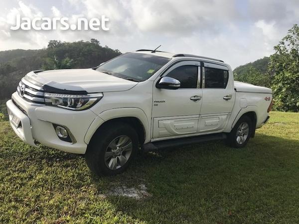 Toyota Hilux 2,8L 2016-1