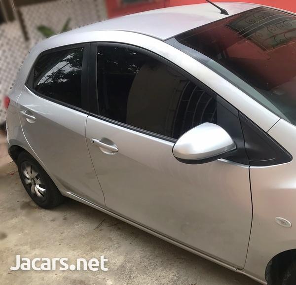 Mazda Demio 2,4L 2012-3