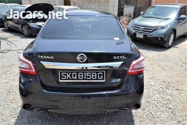 Nissan Teana 1,9L 2014-5