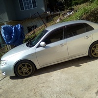 Subaru Impreza 1,5L 2009
