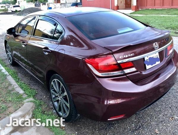 Honda Civic 1,7L 2013-7