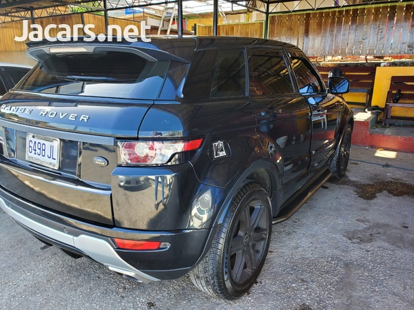 Land Rover Range Rover Evoque 1,8L 2013-3