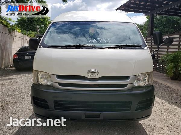 Toyota Hiace 2,9L 2010-2
