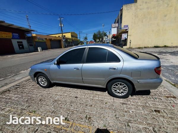 Nissan Sunny 1,6L 2002-3