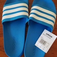 Original Brand New Puma/Adidas/Nike Slides, Sizes 8 - 10