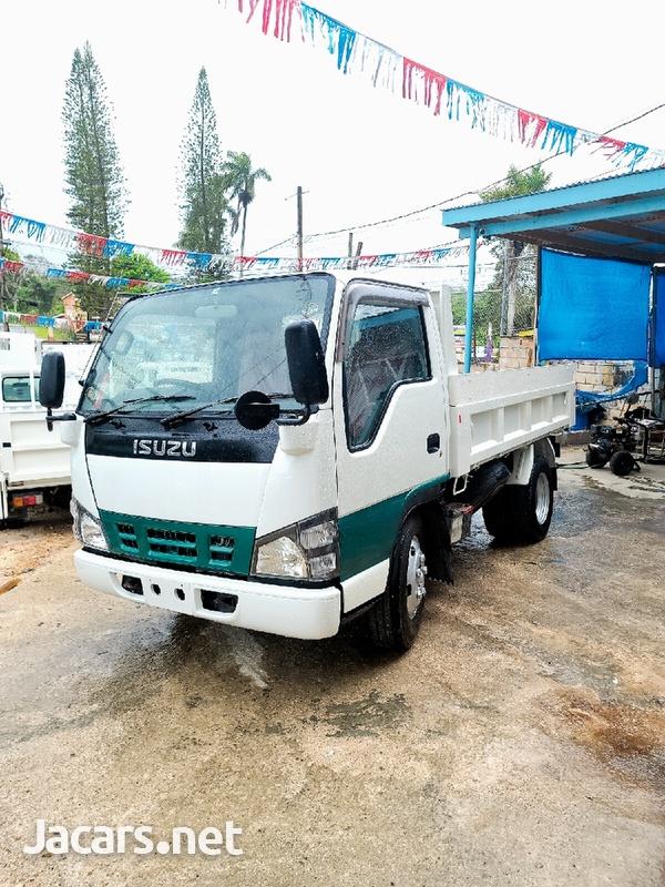 2005 Isuzu Elf Dump Truck-4