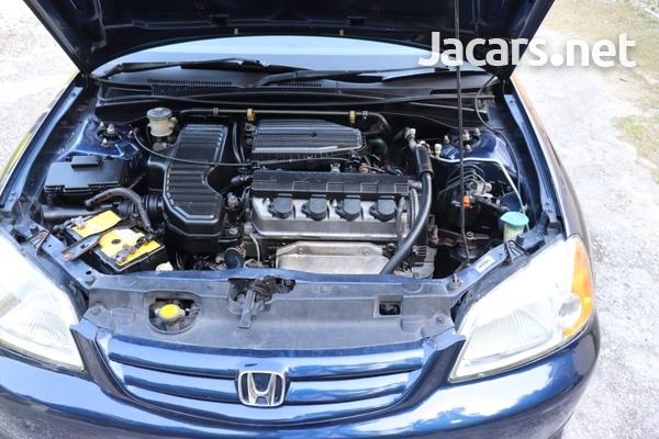 Honda Civic 1,7L 2002-5
