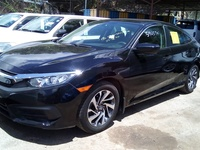 Honda Civic 2,0L 2016