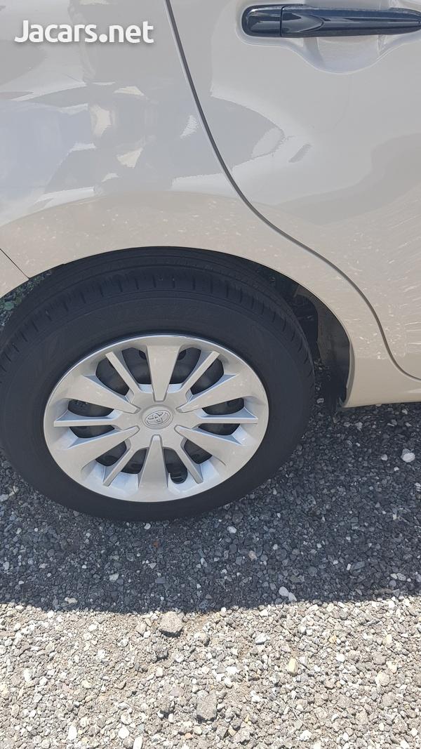Toyota Passo 1,0L 2016-4