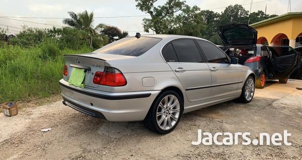 BMW 3-Series 3,0L 2002-1