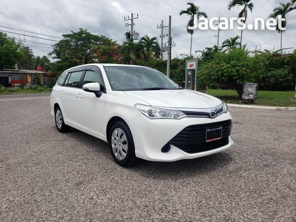 Toyota Fielder 1,5L 2016-5