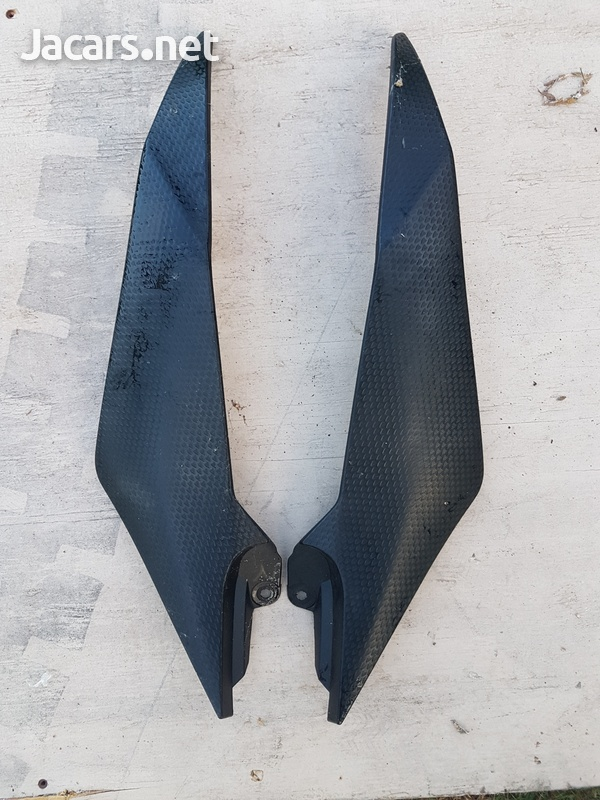 2008-2016 yamaha r6r left and right gas tank side fairing-2