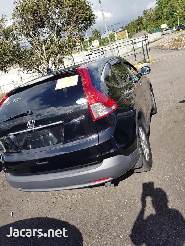 Honda CR-V 2,4L 2013-11
