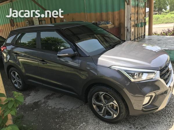 Hyundai Creta 1,6L 2019-1
