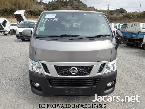 Nissan Caravan 2,5L 2014-3