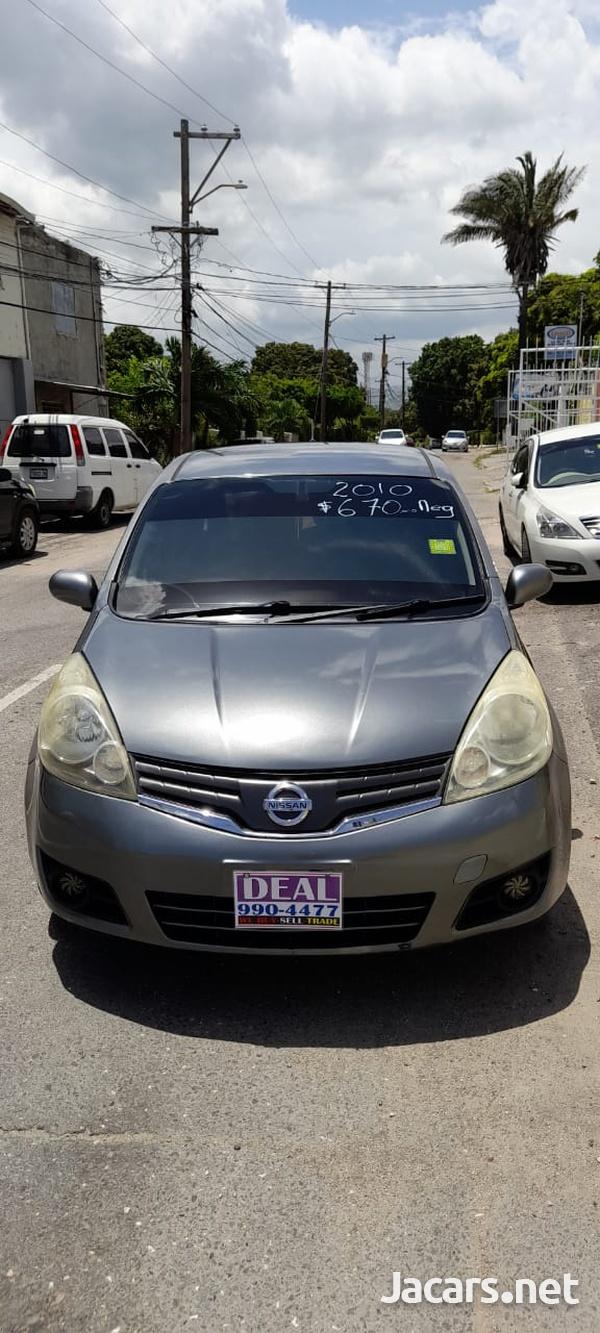 Nissan Note 1,5L 2010-1