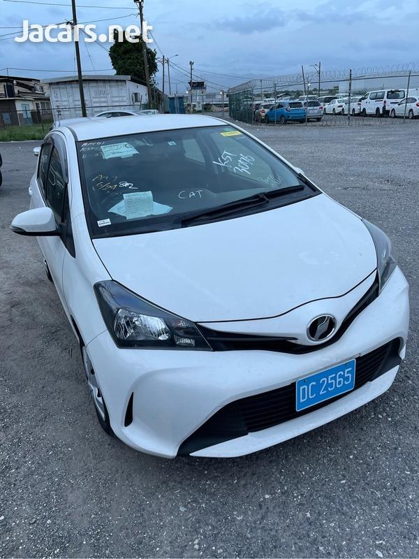 Toyota Vitz 1,0L 2016-1