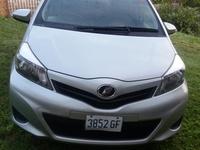 Toyota Vitz Electric 2012
