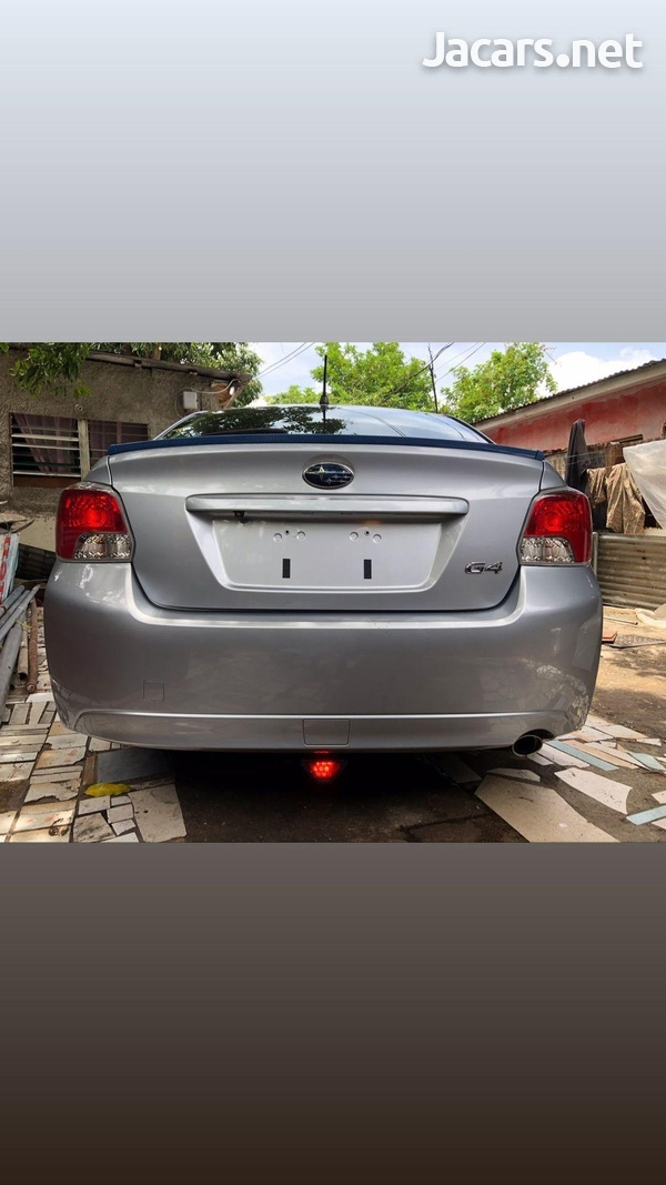 Subaru G4 2,0L 2013-8