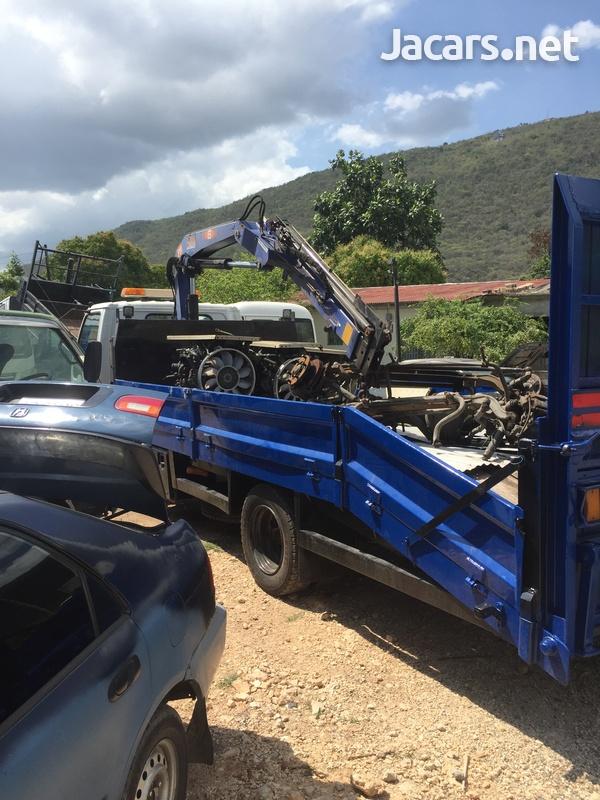 2006 Isuzu NQR Recovery Truck/Crane Truck-7