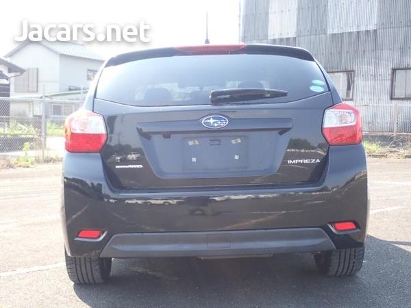 Subaru Impreza 2,5L 2012-5