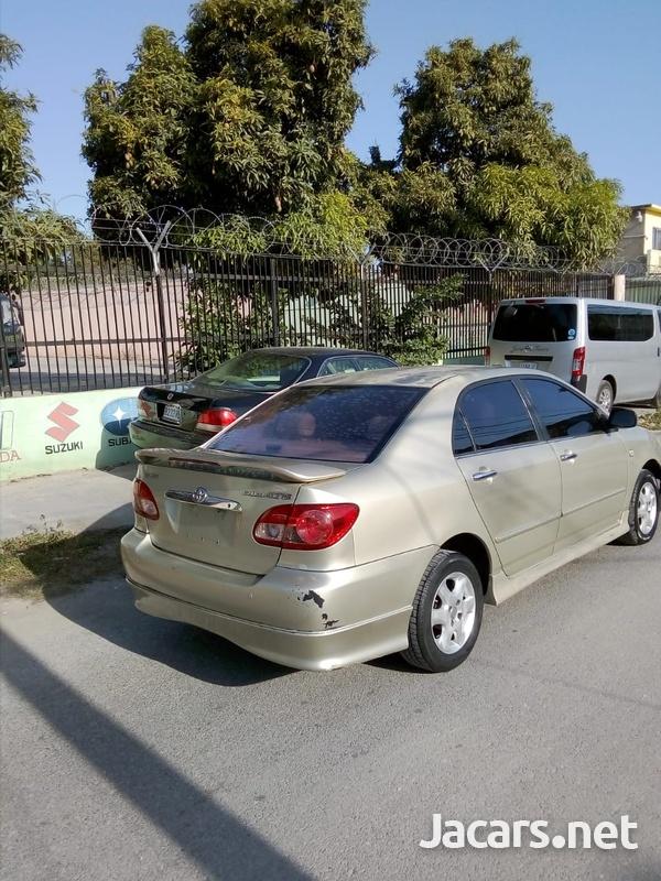 Toyota Corolla 1,8L 2007-8