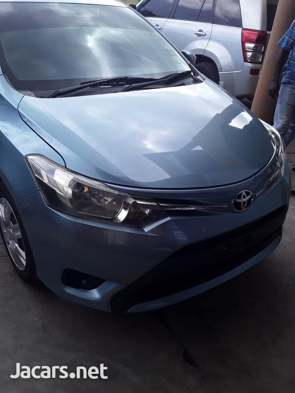 Toyota Yaris 1,8L 2014-1