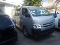 Toyota Hiace Bus 2016