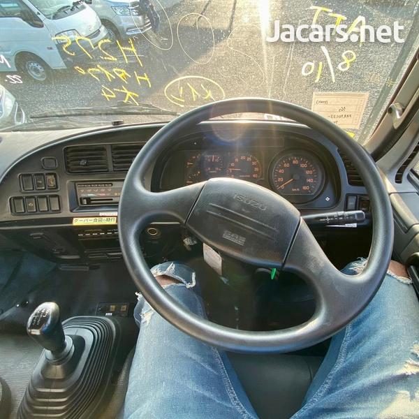 2007 Isuzu FORWARDTipper Truck-5