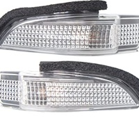 Toyota Axio 2013 mirror indicator glass and front tow bar cover
