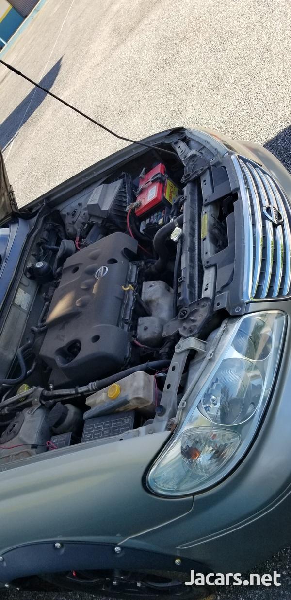 Nissan Sunny 1,6L 2007-10