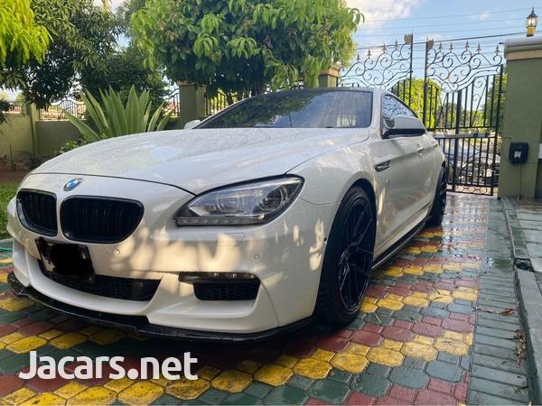 BMW 6-Series 3,0L 2013-2