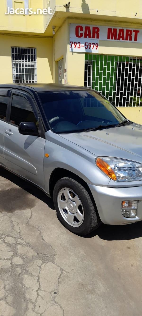 Toyota RAV4 2,0L 2003-10