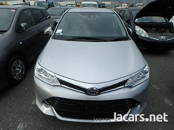 Toyota Fielder 1,8L 2016-1