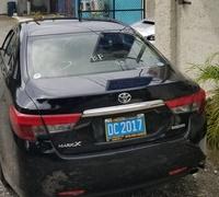 Toyota Mark X 2,5L 2015