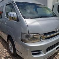 Toyota Hiace 2,5L 2008
