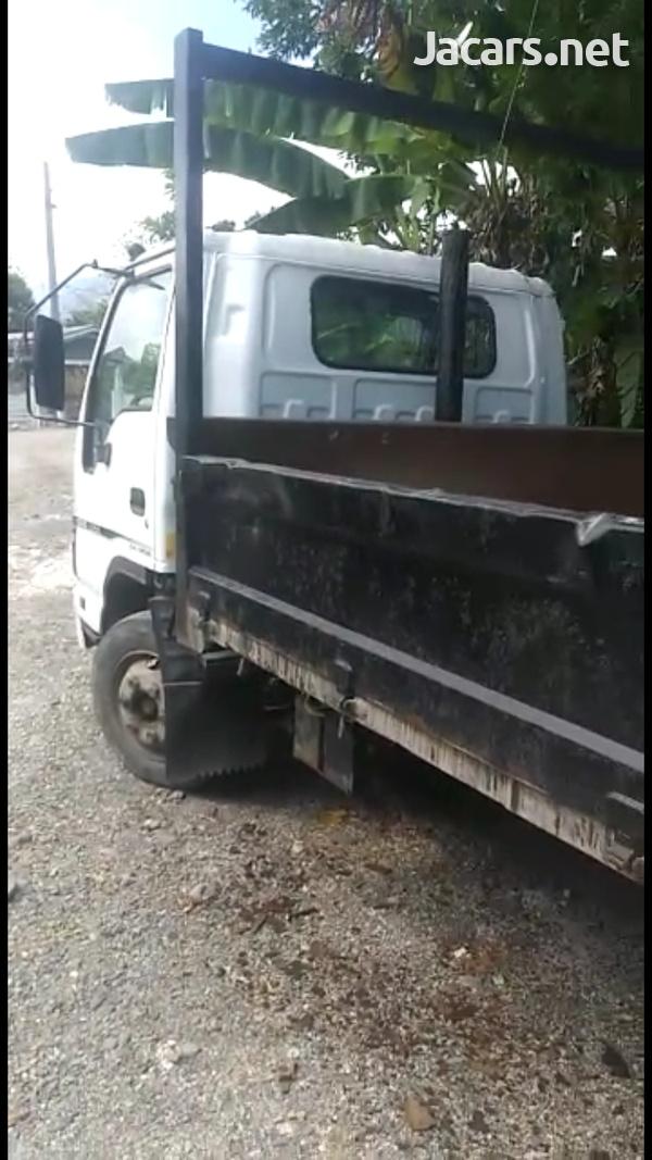 2007 Isuzu NQR Tipper Truck-1