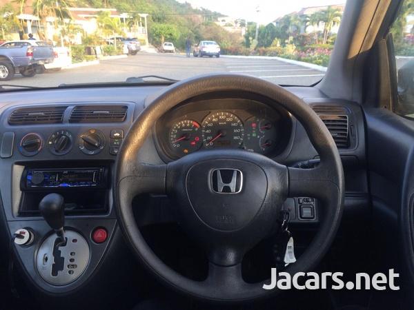 Honda Civic 1,0L 2001-6