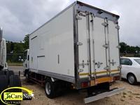 Isuzu Box Body Truck 2008
