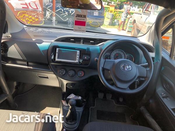 Toyota Vitz 1,5L 2018-9
