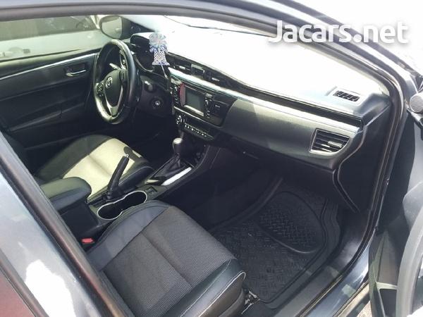Toyota Corolla 1,7L 2014-4