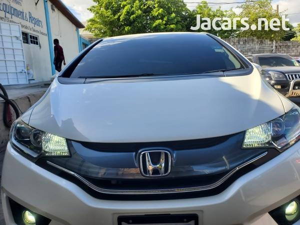Honda Fit 1,3L 2013-10