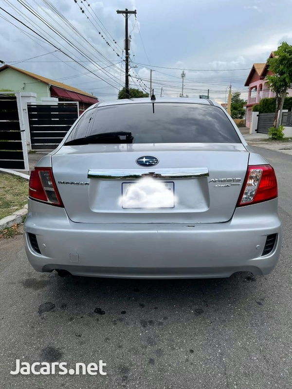 Subaru Impreza 2,5L 2011-5