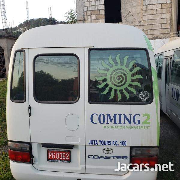 2012 Toyota Coaster Bus-4