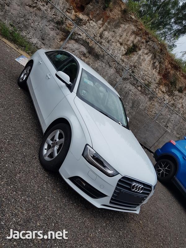 Audi A4 1,8L 2014-2