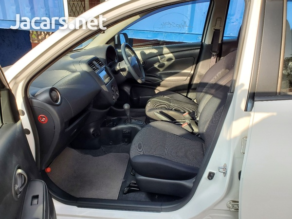 Nissan Latio 1,3L 2016-9