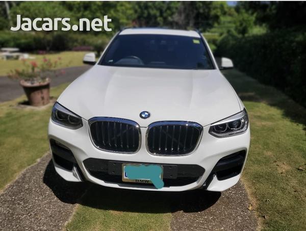 BMW X3 2,0L 2018-1
